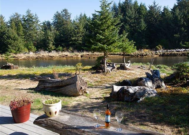 Riverfront Backyard pt. 2