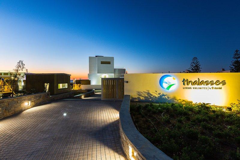 Thalasses Villas - Luxurious accommodation