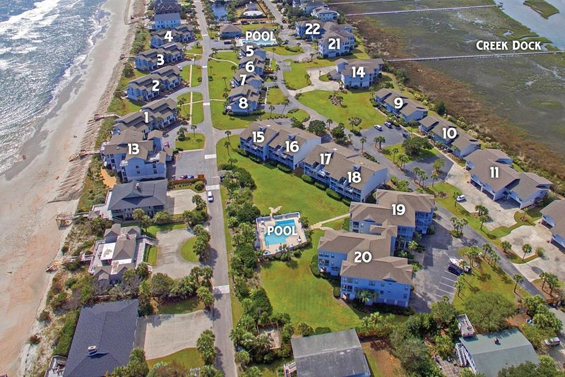 Inlet Point 20B Aerial View
