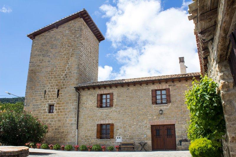 Ideal 6 personas, location de vacances à Bizkarreta-Gerendiain