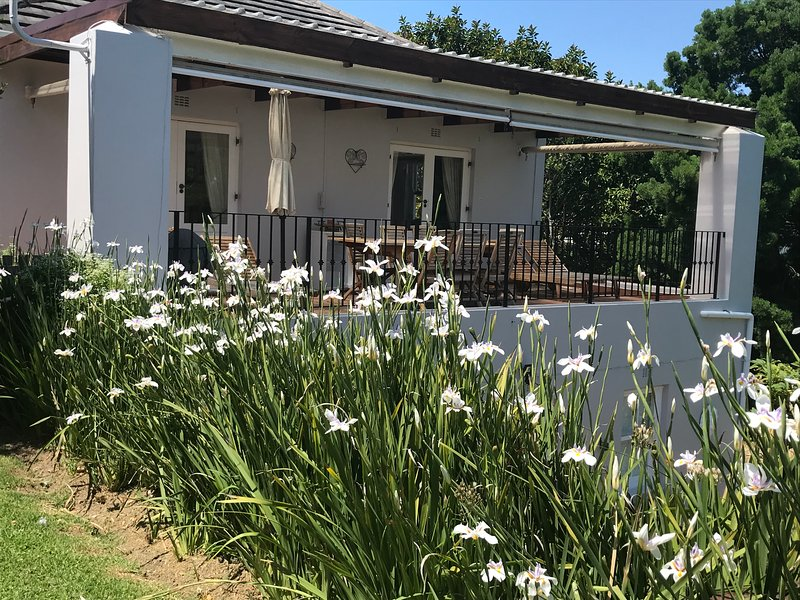 Majini Guesthouse Hadeda Cottage, holiday rental in Cape Town