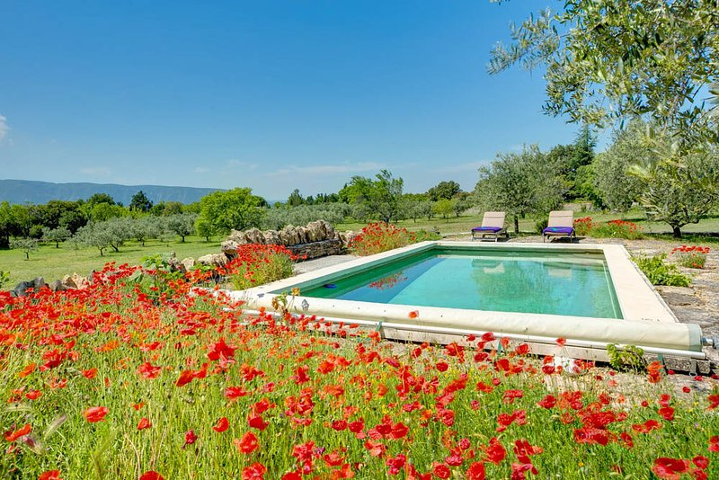 Coustellet Villa Sleeps 4 with Pool and WiFi - 5604797, holiday rental in Cabrieres-d'Avignon
