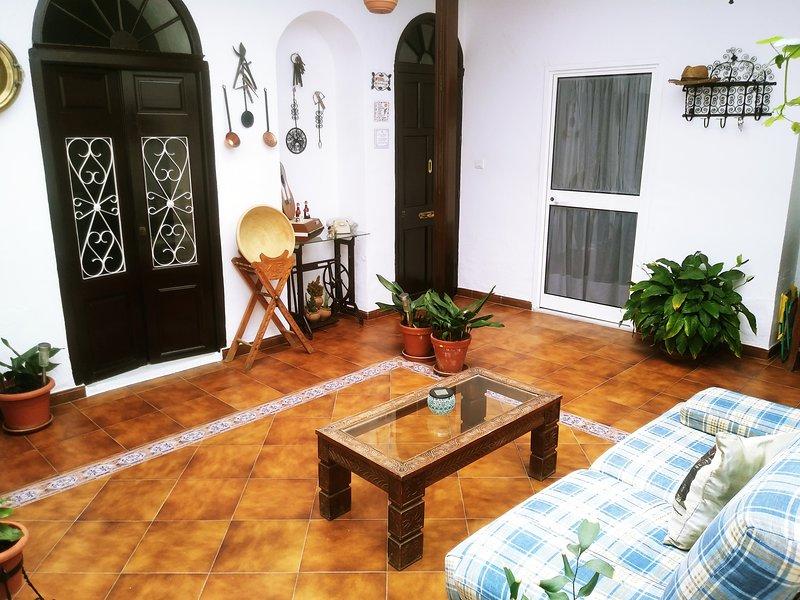 LA CASA DE PEPA,CENTRO., holiday rental in Jerez De La Frontera