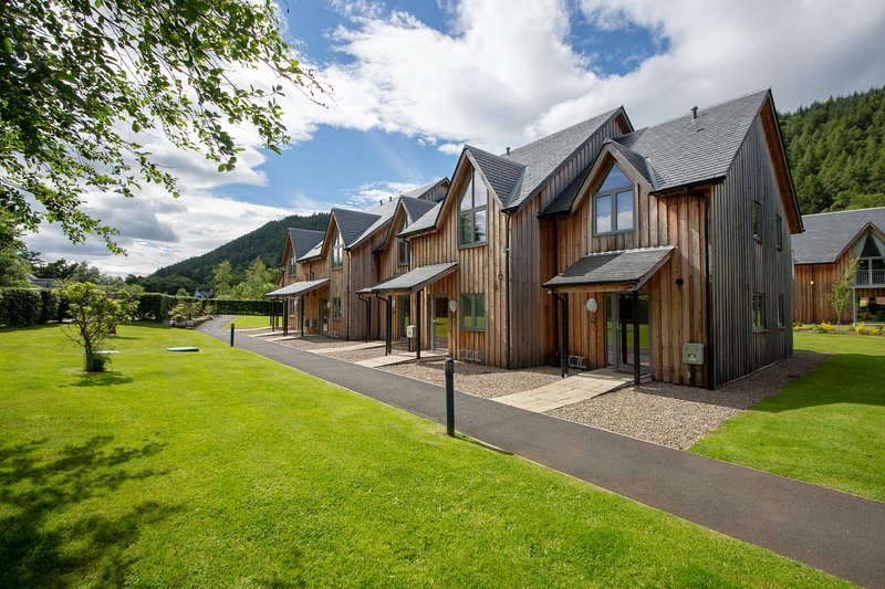 Mains of Taymouth 10 Maxwells, Ferienwohnung in Kenmore
