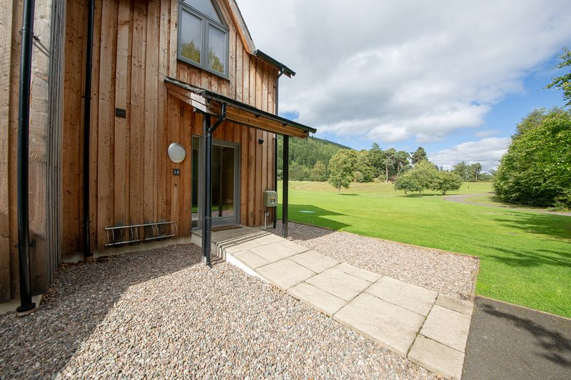 Mains of Taymouth 14 Maxwells, Ferienwohnung in Kenmore