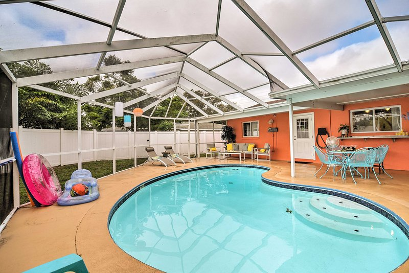 Your Sunshine State getaway awaits at this 2-bedroom, 2-bath vacation rental!