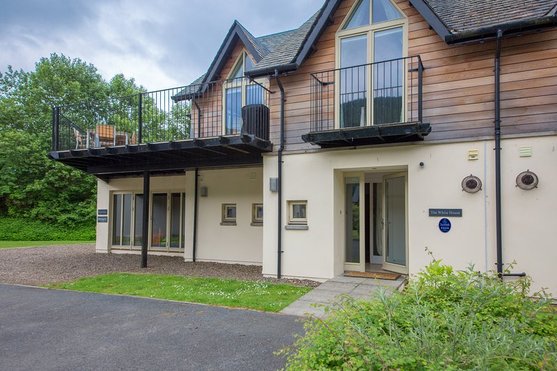 Mains of Taymouth White House, Ferienwohnung in Kenmore
