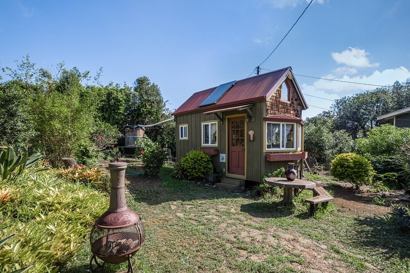 Experience Tiny Home Living, holiday rental in Kukuihaele