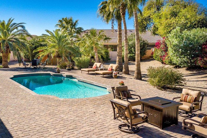 Book this fantastic vacation rental house for a fabulous Arizona getaway!