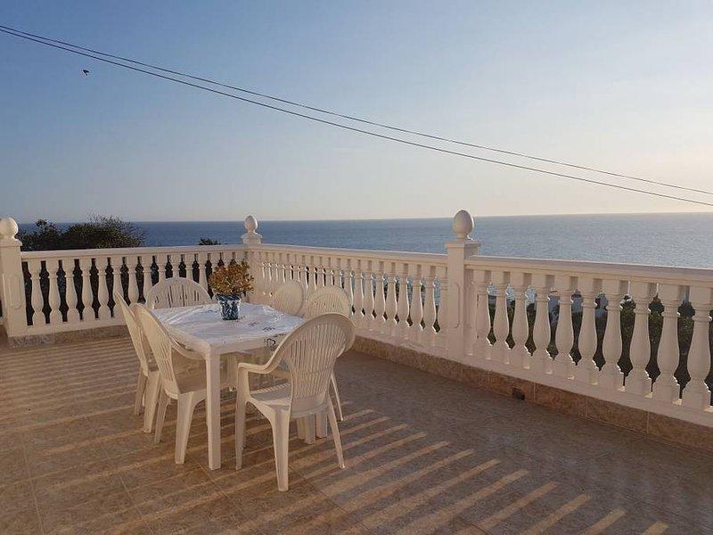 Vistas al mar, holiday rental in Berja