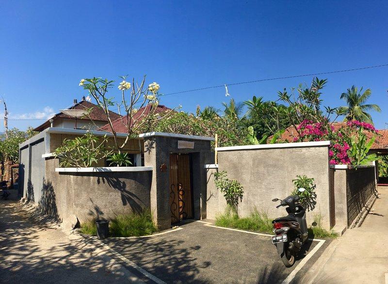 Rumah Baru Marino, holiday rental in Tukadmungga