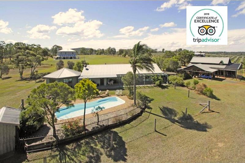 Hunter Valley Accommodation - Claremont Cottage - Lovedale - Exterior