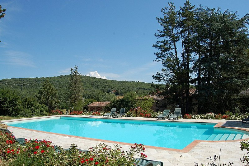 Villa Vanna, holiday rental in Mercatale Valdarno