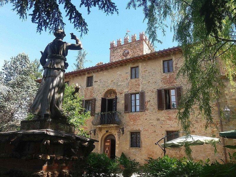 Villa Doralicia A, casa vacanza a Badia Agnano