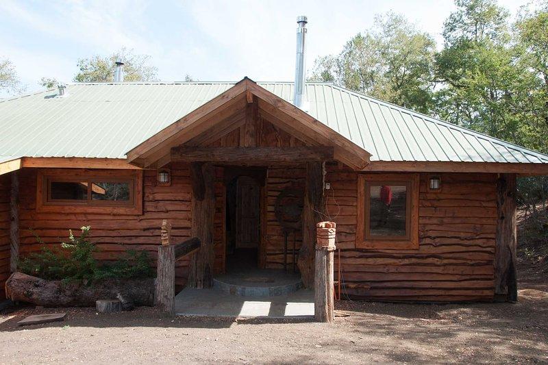 Parque Conguillio Car´pintero Lodge para 6 personas, casa vacanza a Melipeuco