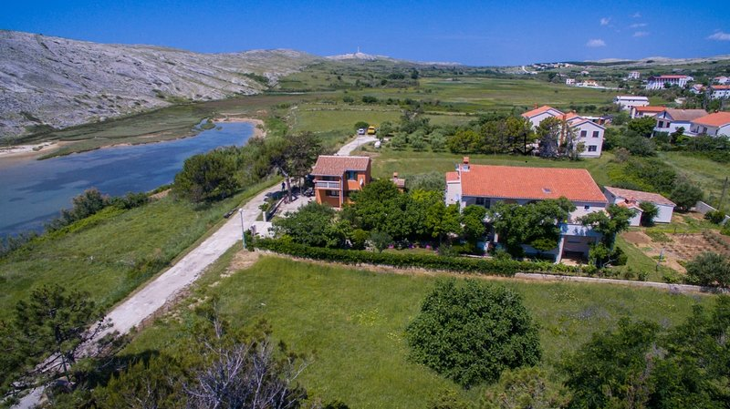 MZ A1(9) - Vlasici, holiday rental in Island of Pag