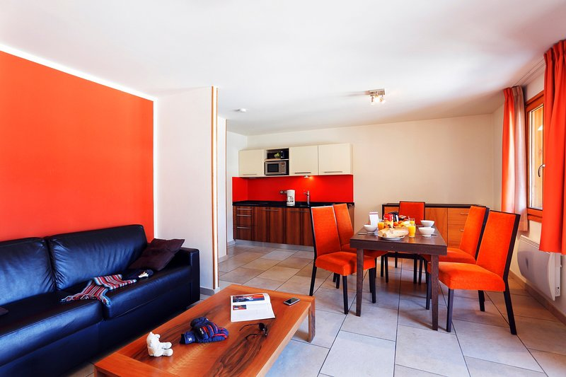 Welcome to your cozy apartment in Serre Chevalier!