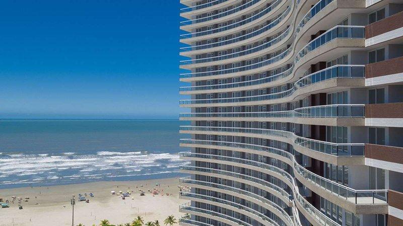 Loft com Vista para o Mar, aluguéis de temporada em Santos