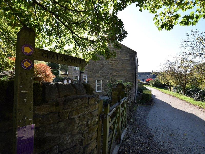 Beautiful walks to Chatsworth on your doorstep