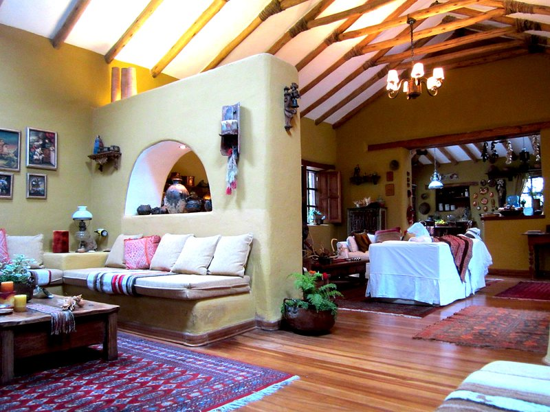 Beautiful 3 Bedroom House amzing deco& views, holiday rental in Sacred Valley