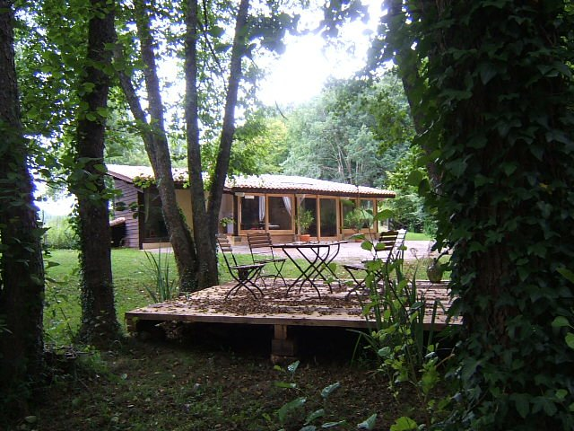 TIKAL-NATURE Lodge (6 pers.), holiday rental in Bergerac City