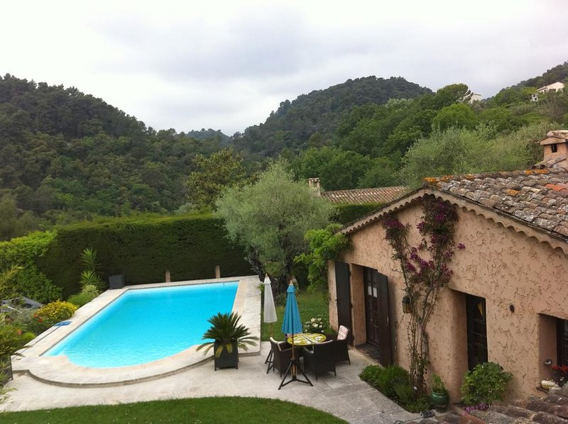 Maison Abeille, holiday rental in Vence