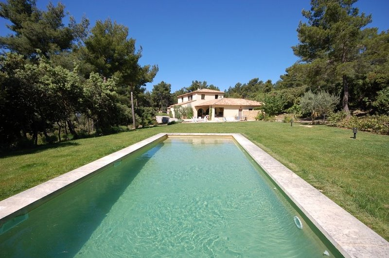 Villa Verans, vacation rental in Aix-en-Provence