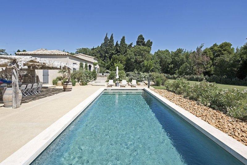 Villa Anouk, location de vacances à Maussane-les-Alpilles