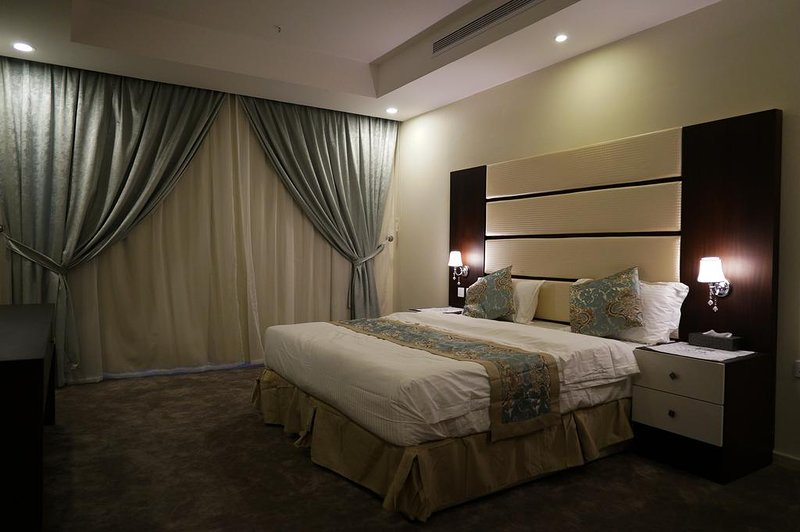Areen Palace (Junior Suite 8), Ferienwohnung in Makkah Province