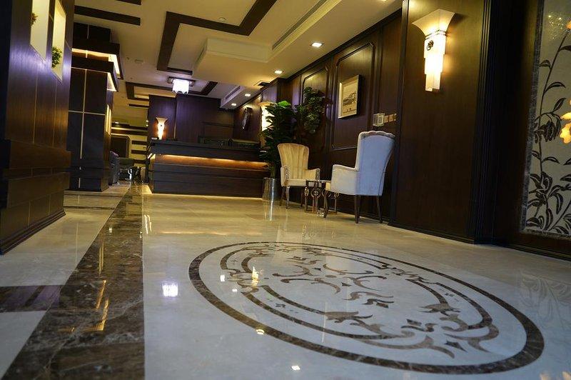 Areen Palace (Double Room 6), alquiler de vacaciones en Makkah Province
