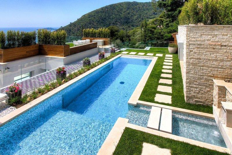 Villa M, holiday rental in Èze