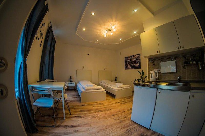 Apartments Pia - Studio Apartment 4, holiday rental in Subotica