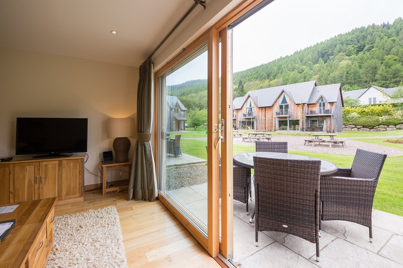Mains of Taymouth 7 Maxwells, Ferienwohnung in Kenmore