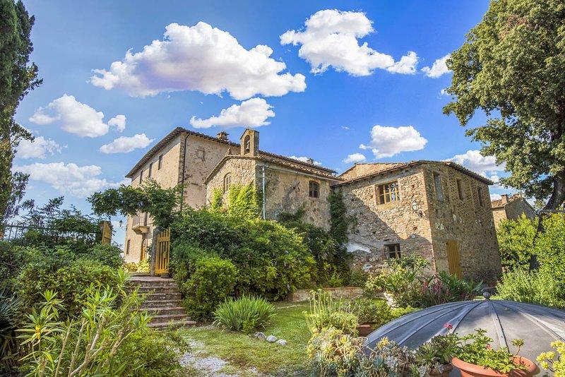 Prato d'Era Villa Sleeps 20 with Pool and Air Con - 5690559, vakantiewoning in Ulignano
