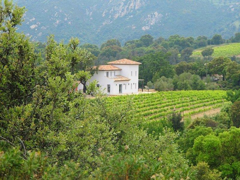Villa Oliveraie, location de vacances à Plan de la Tour