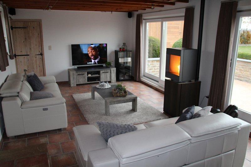 Vakantiehuis 't Rysselhof, location de vacances à Eeklo