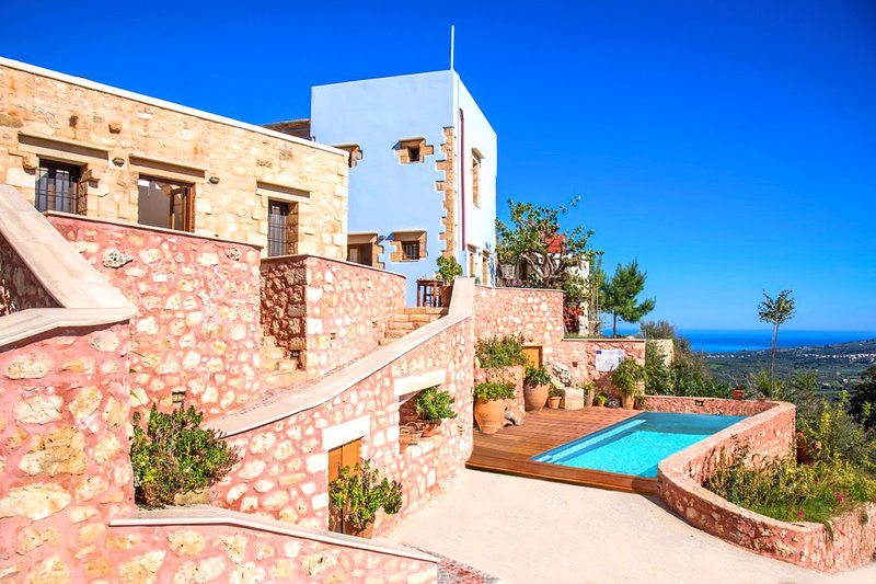 Villa Veneciana with Heated Pool, vacation rental in Apokoronas