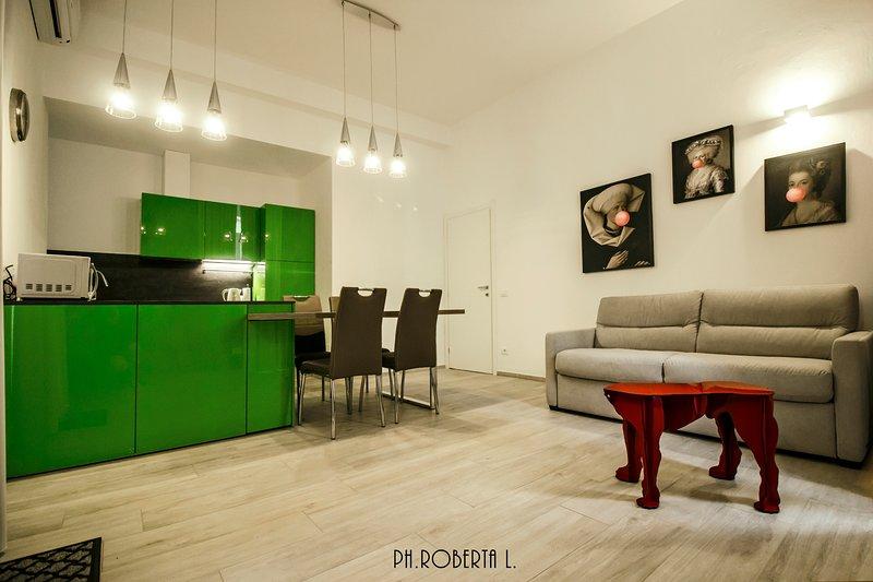 INLUCE Apartment, Top Class Sanremo, alquiler vacacional en Sanremo