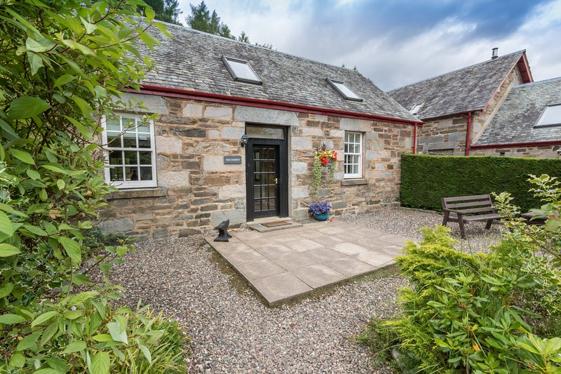 Mains of Taymouth Smiddy, holiday rental in Glen Lyon