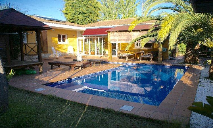 LADY MARIAN EL VENDRELL VILLA HUTT-041075, vacation rental in Calafell