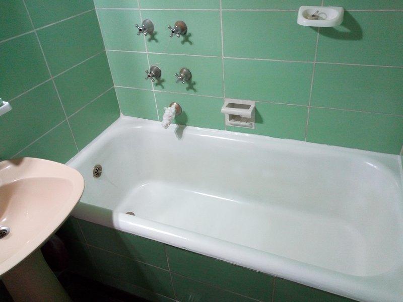Bañera de epoca