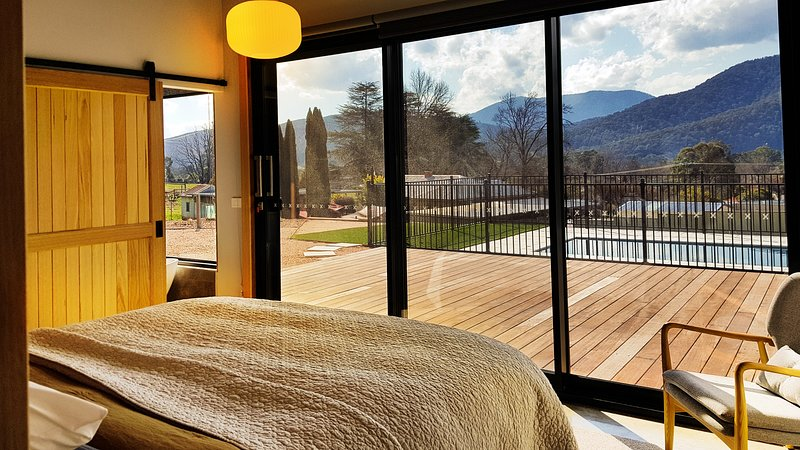 Christina's Luxury Retreat, location de vacances à Bright
