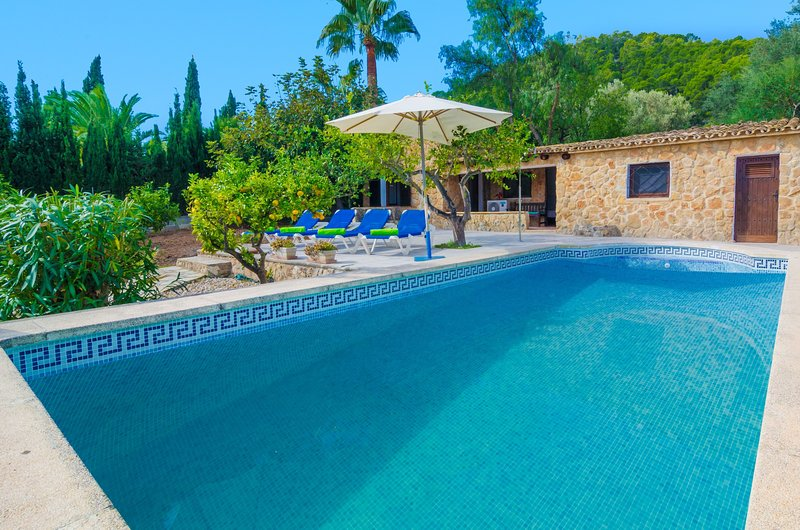 CASA MARGARITA - Villa for 6 people in ANDRATX, holiday rental in Sant Elm