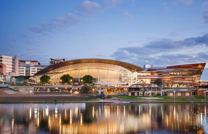 Adelaide Convention Centre is near by in the CBD.