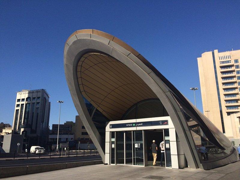 Entire 1BR w/ WiFi+Breakfast, 5' Walk to Metro, alquiler de vacaciones en Ajman