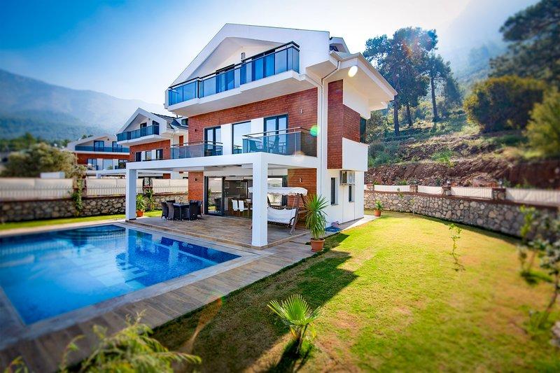 Angel Prestige Villa A, holiday rental in Faralya