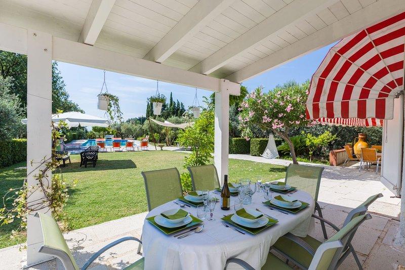 VILLA CLAUDIA, vakantiewoning in Alba Adriatica