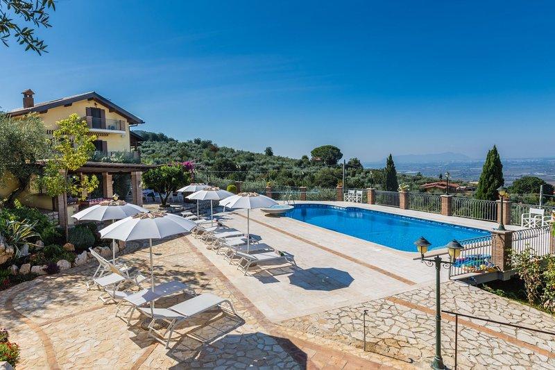 VILLA LA CASETTA, vacation rental in Frasso