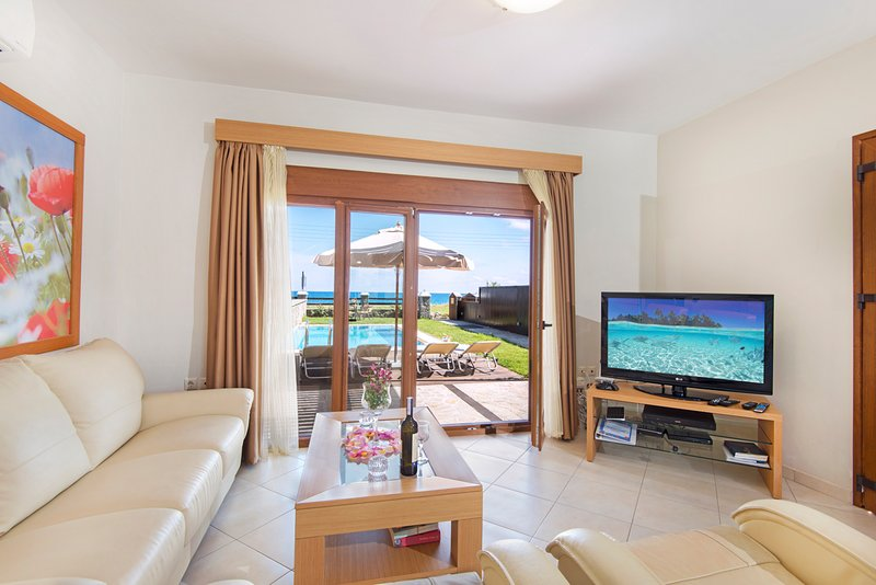 Rhodes Town Villa Sleeps 7 with Pool and Air Con - 5686828, holiday rental in Kiotari
