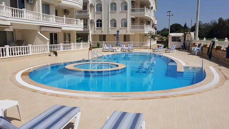 Prachtig appartement op 5 min van het strand, Didim, Mavisehir, Turkije, location de vacances à Mavisehir